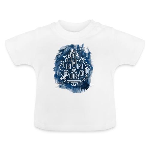 Hamburg_Ink.png - Baby T-Shirt
