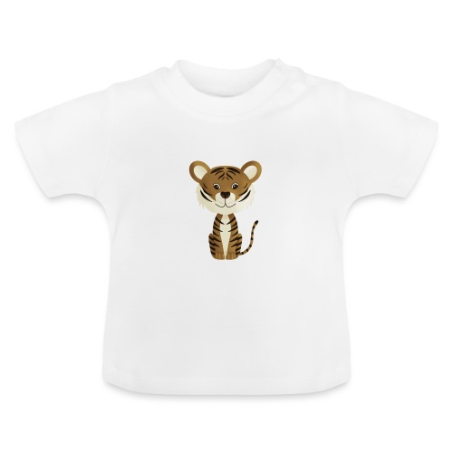 Tiger Monty - Baby T-Shirt