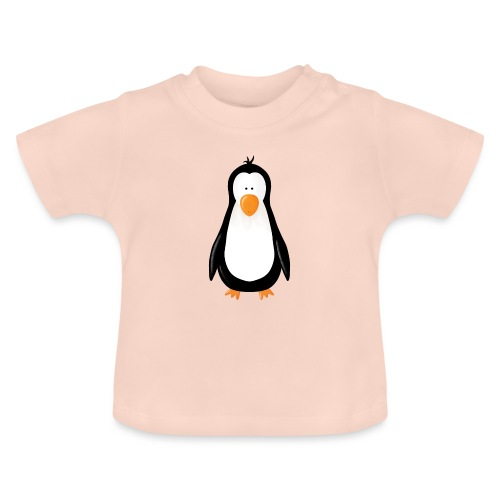 Pinguin Fridolin - Baby T-Shirt