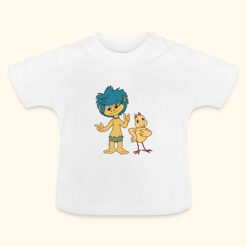 Plumps & Küken - Baby T-Shirt