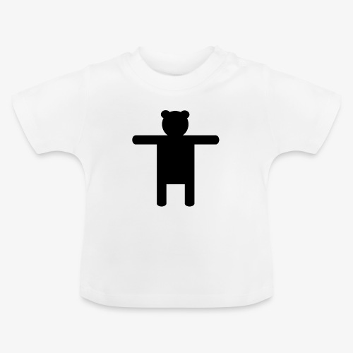 Epic Ippis Entertainment logo desing, black. - Baby T-Shirt