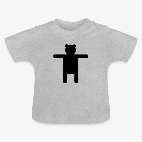 Epic Ippis Entertainment logo desing, black. - Baby T-Shirt