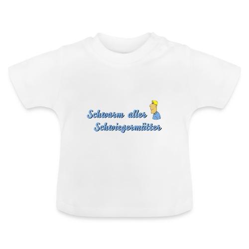Schwarm aller Schwiegermütter - Baby T-Shirt