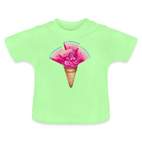 Eis Melone - Baby T-Shirt