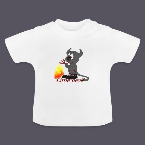 lustiges Teufelchen Little devil - Baby T-Shirt