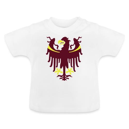 Wappen des Landes Südtirol - Baby T-Shirt