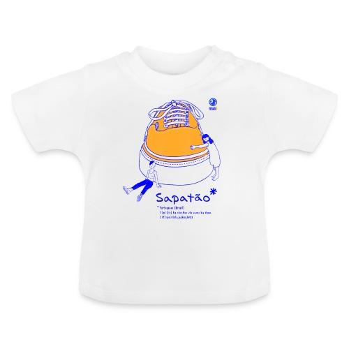 Sapatão - Camiseta bebé
