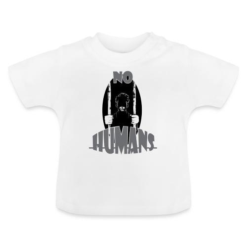 No Humans - T-shirt Bébé