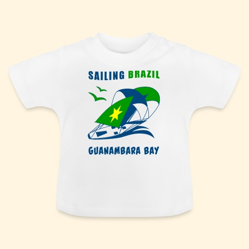 Sailing Brazil - Baby T-Shirt