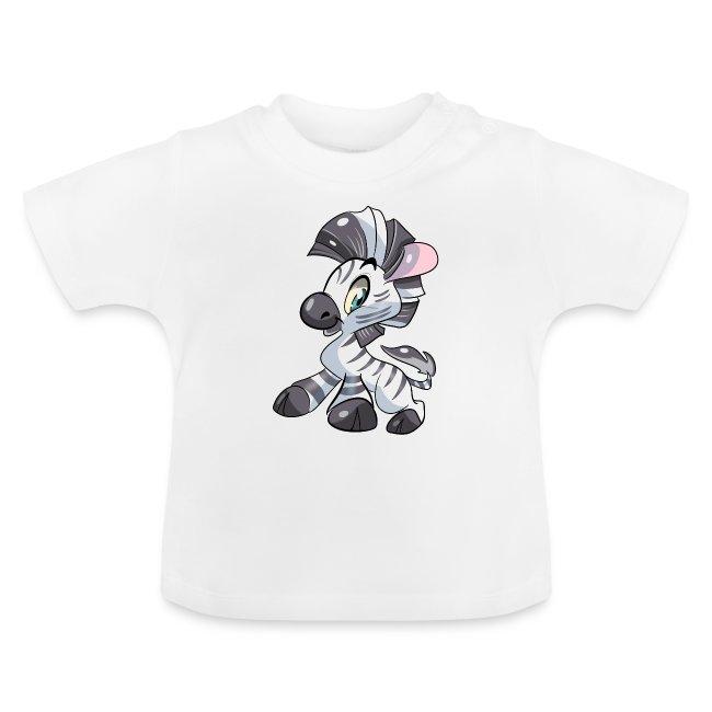 Zebra leuke baby rompertje onesie