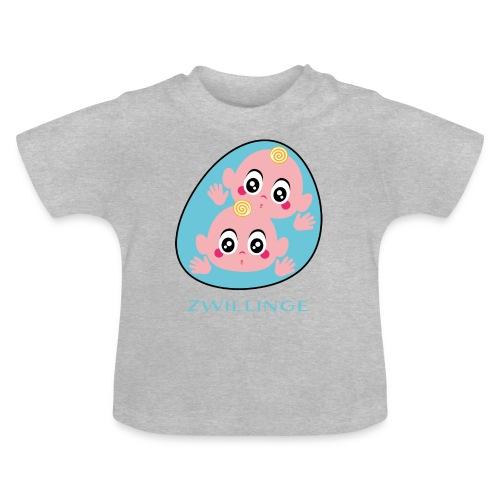 Tolles Geschenk für Zwillinge - Baby T-Shirt