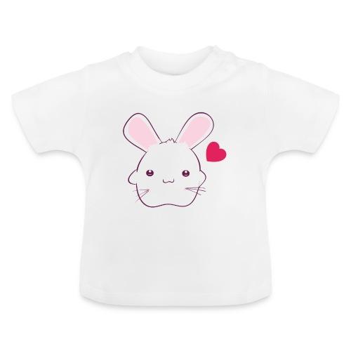 Konijn voor meisjes - Baby T-shirt