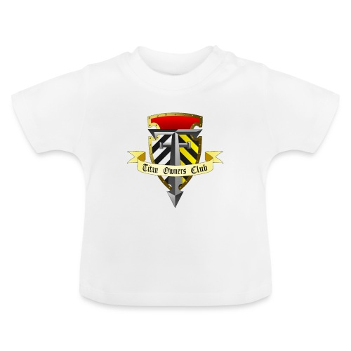 TOC Gothic Clear Background 1 - Baby T-Shirt