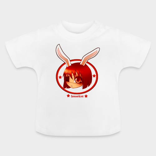 Geneworld - Bunny girl pirate - T-shirt Bébé