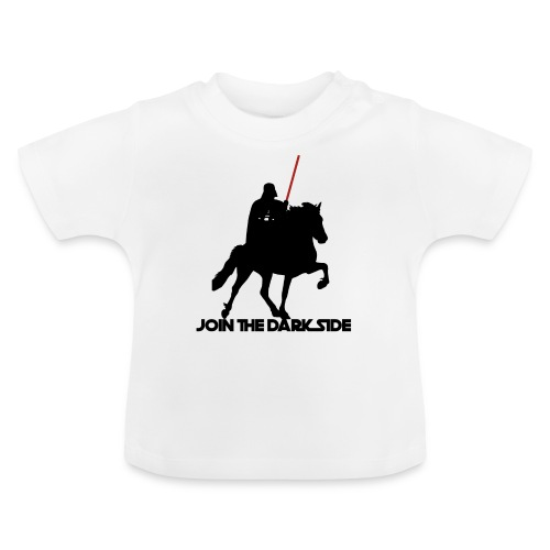 Join the dark side - Baby-T-shirt