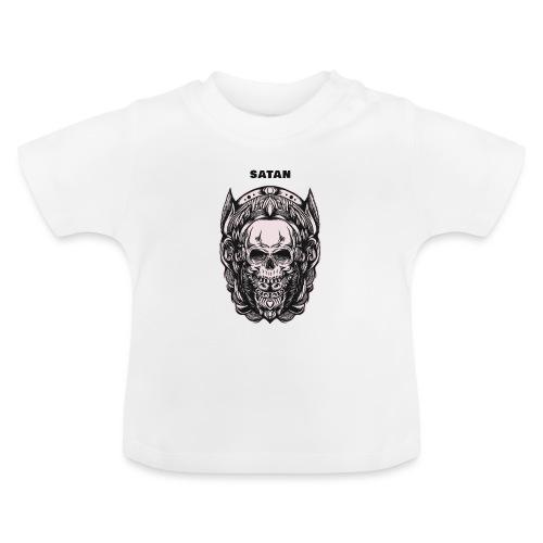 satan - T-shirt Bébé