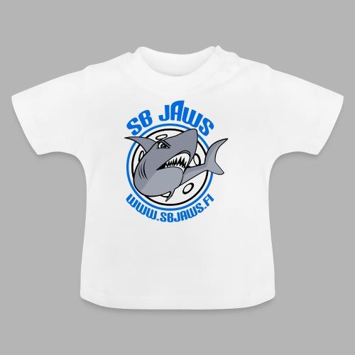 SB JAWS - Vauvan t-paita