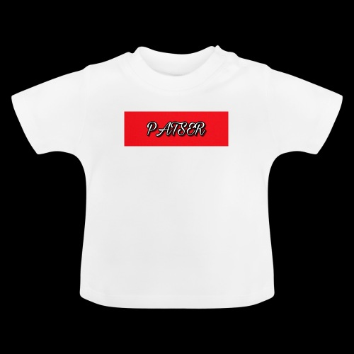 PATSER deluxe - Baby T-shirt