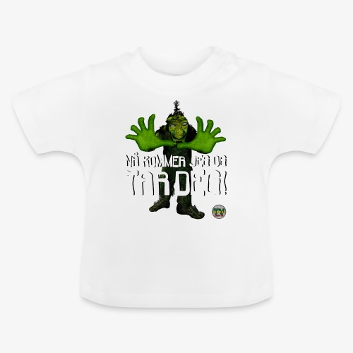 Troll - Baby-T-skjorte