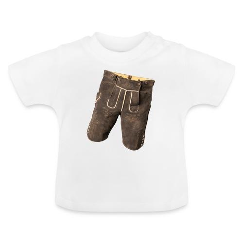 Lederhose - Baby T-Shirt
