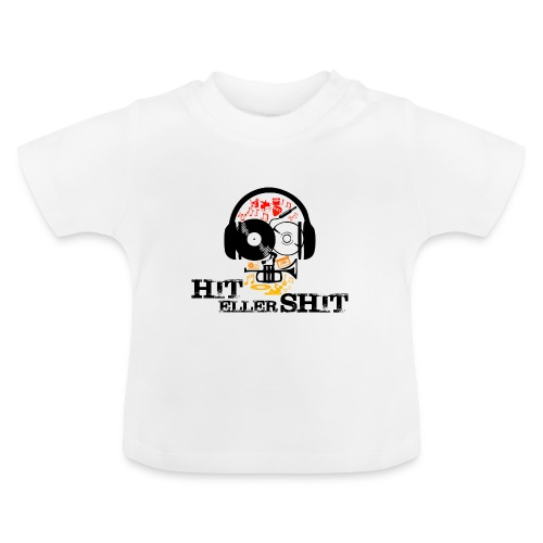 color_head_text - Baby-T-shirt