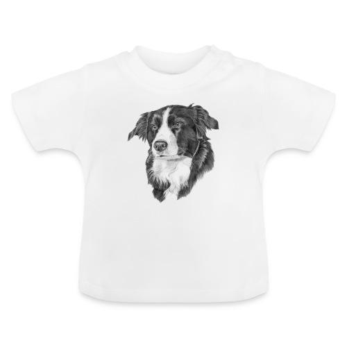 border collie S - Baby T-shirt