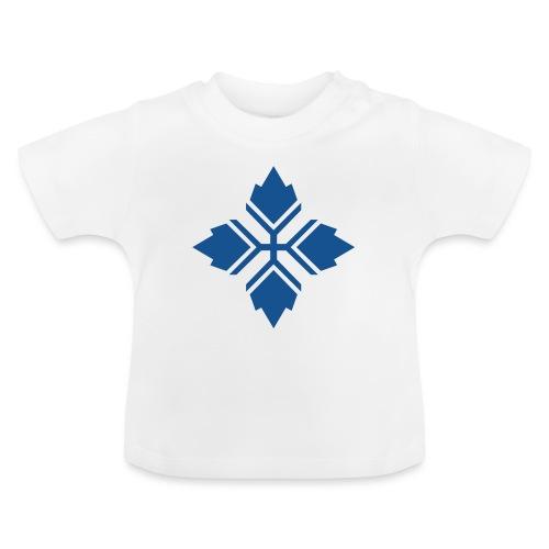 Konty logo sininen - Vauvan t-paita