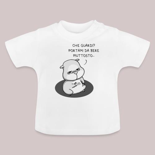 drunk_Hamster - Maglietta per neonato