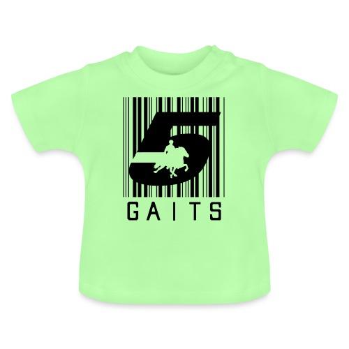 5gaitsBarcode 1 - Baby T-Shirt