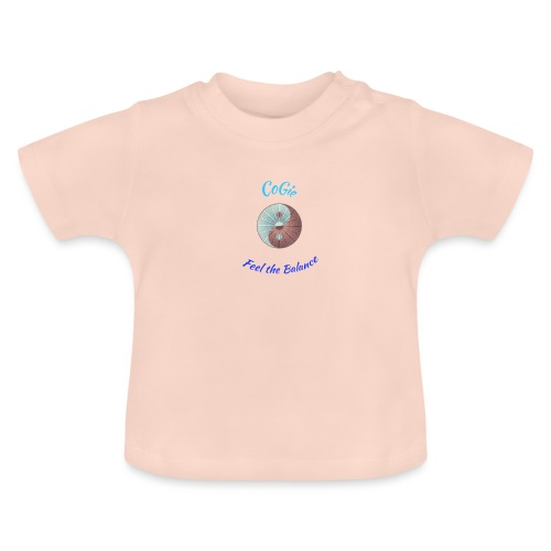 CoGie, Feel the Balance - Baby T-Shirt
