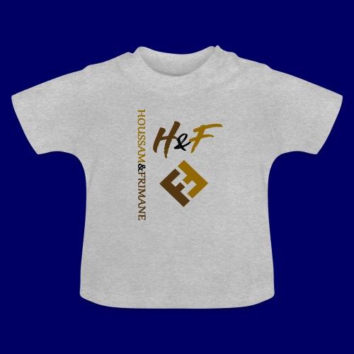 h&F luxury style - Maglietta per neonato