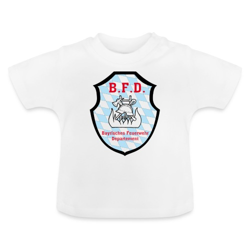 Inoffizielles bayrisches Feuerwehrabzeichen - Baby T-Shirt