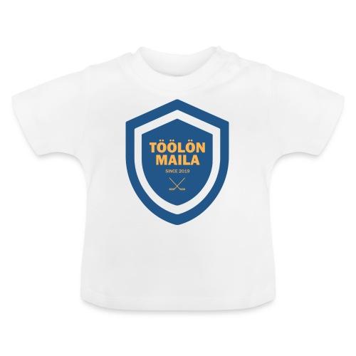 Töölön Maila - Vauvan t-paita