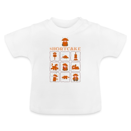 Shortcake - Multiview - Baby T-Shirt