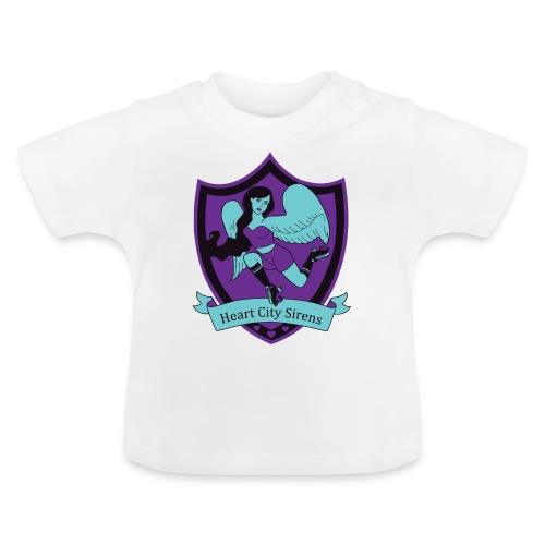 sirens - Baby-T-shirt