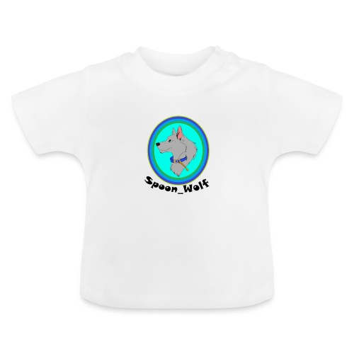 Spoon_Wolf_2-png - Baby T-Shirt