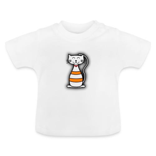Chat raye - T-shirt Bébé