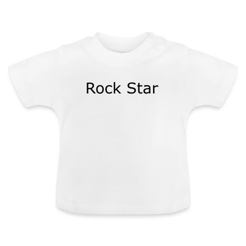 Rock Star - Baby T-Shirt