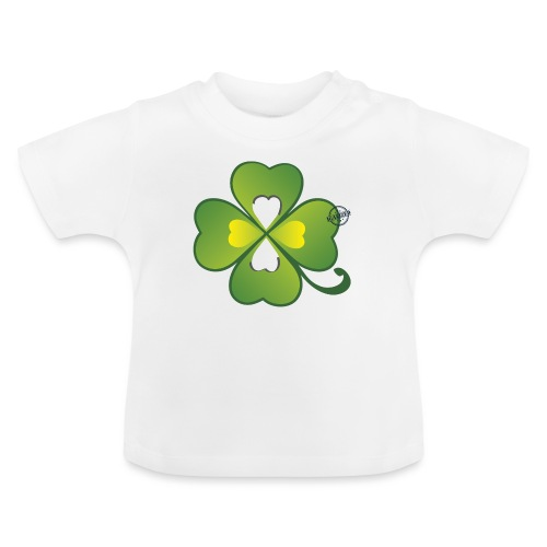 Clover - Symbols of Happiness - Baby T-Shirt