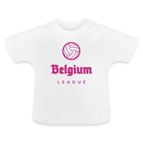 Belgium football league belgië - belgique - T-shirt Bébé
