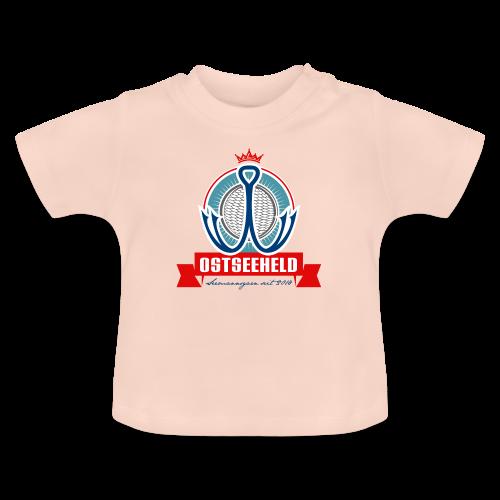 geweihbär Ostseeheld - Baby T-Shirt