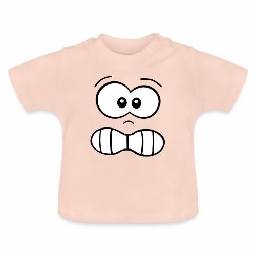 Gesicht - Baby T-Shirt