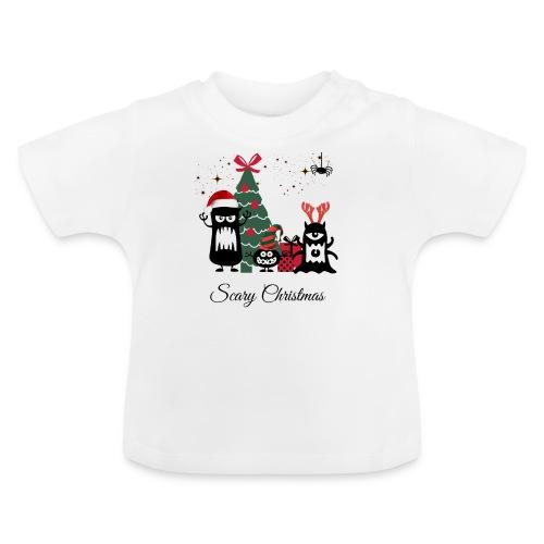 Noël effrayant - Scary Christmas - T-shirt Bébé