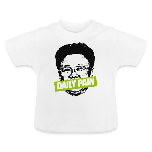 daily pain cho - Koszulka niemowlęca