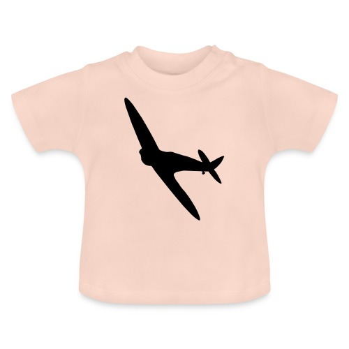 Spitfire Silhouette - Baby T-Shirt