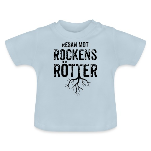 Nallebjörn, Rockens rötter - Baby-T-shirt