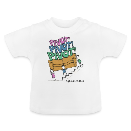 FRIENDS - PIVOT - T-shirt Bébé