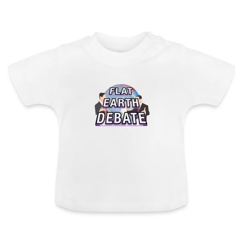 Flat Earth Debate - Baby T-Shirt