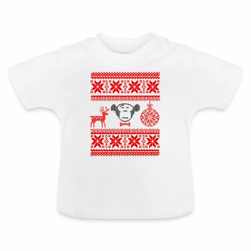 Ugly Christmas (IV) - Baby T-Shirt