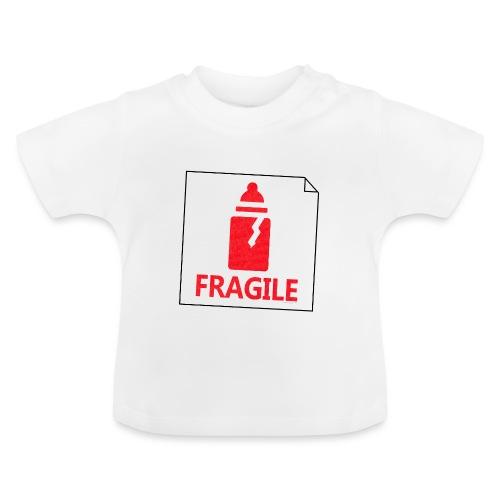 Fragile - T-shirt Bébé